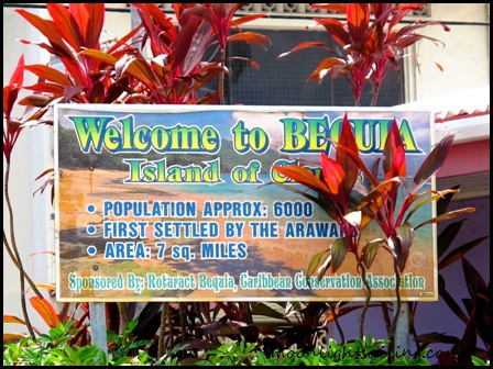 Welcome to Bequia