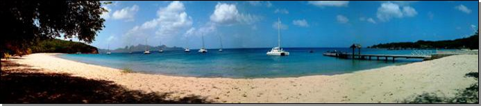 Saline Bay Grenadines
