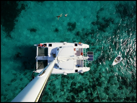 Catamaran Grenadines