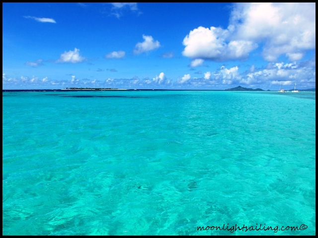 Tobago Cays and Petit Tabac