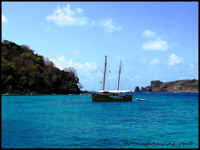 Anchorage Grenadines sud